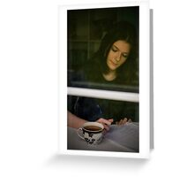 Caroline 4 Greeting Card