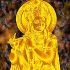 GOLD KRISHNA by artyrau