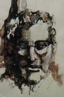 T S Eliot by Anthea  Slade