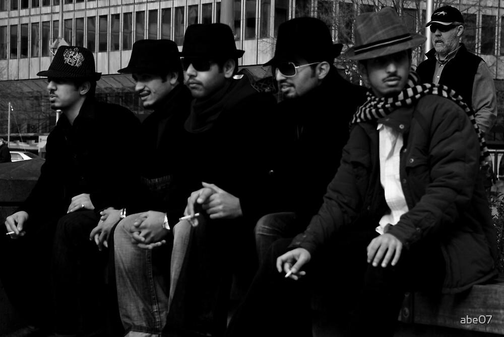 men in black by abe07