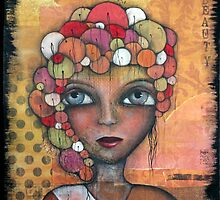 True Beauty Original art by Angieclementine by Angieclementine