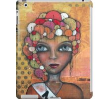 True Beauty Original art by Angieclementine iPad Case/Skin