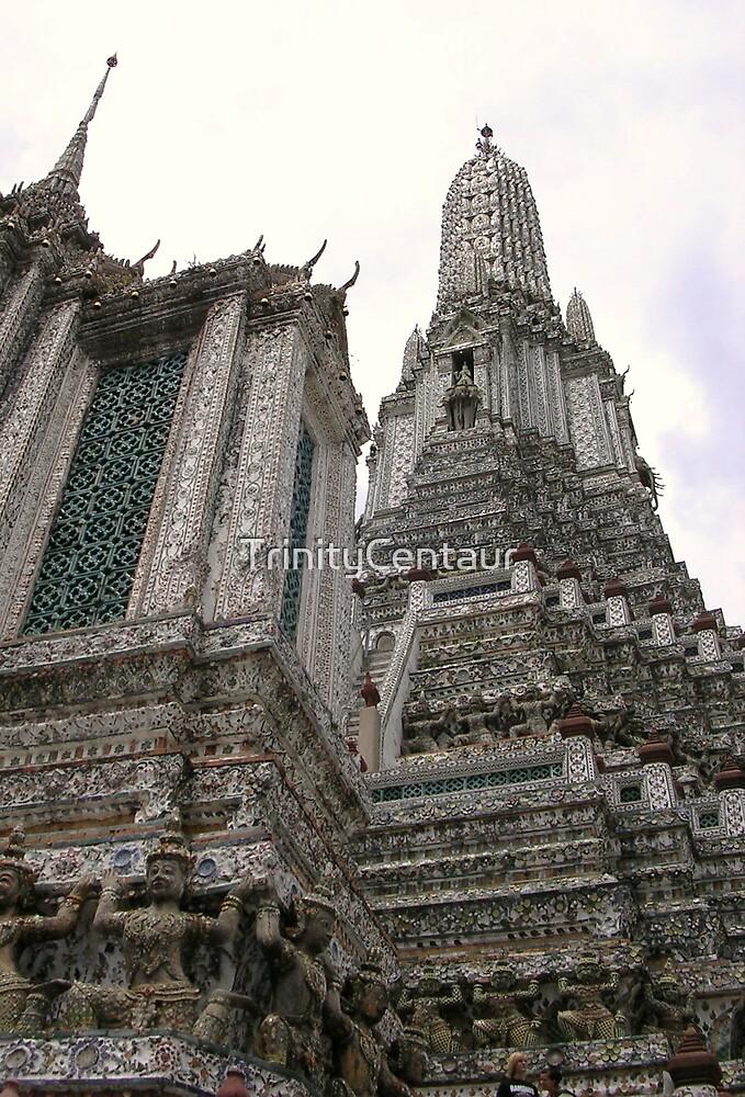 Ayuttaya Thailand by TrinityCentaur