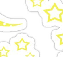 moonstars Sticker