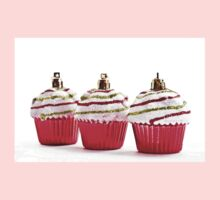 Cupcakes Of Cheer Kids Clothes