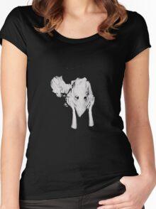 Sigur Rós - Kveikur  Women's Fitted Scoop T-Shirt
