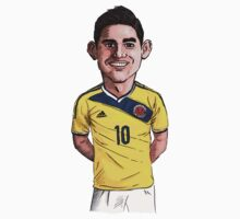 James World Cup Kids Clothes