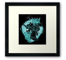 One Shall Rise Framed Print