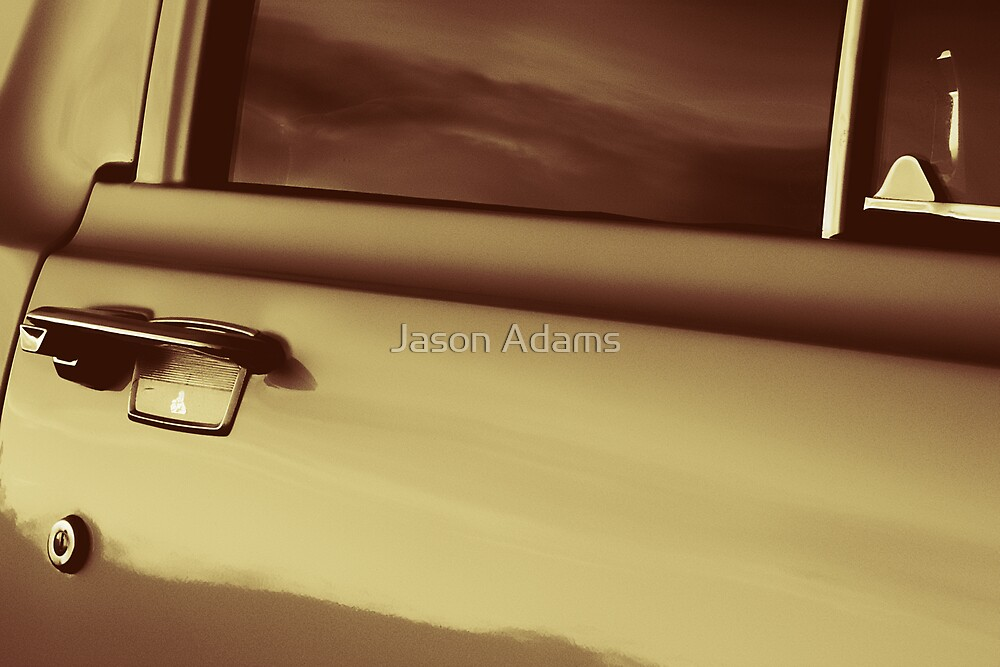 Gritty Reflections by Jason Adams