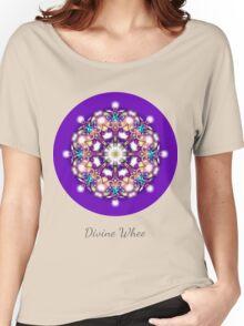 Divine Whee Essence Mandala Women's Relaxed Fit T-Shirt