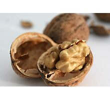Simply Walnuts Photographic Print
