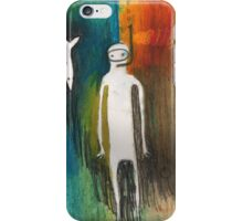 i like to swim iPhone Case/Skin