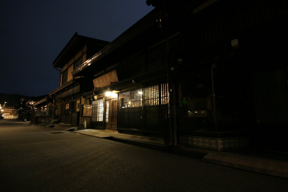 Takayama - Night Moves II by Trishy