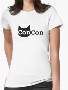 Con con Womens Fitted T-Shirt