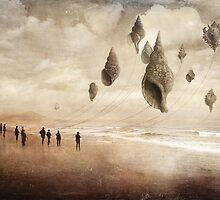Floating Giants by ChristianSchloe