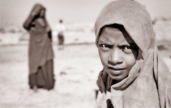 Desert Eyes by wellman