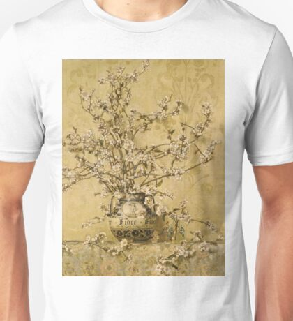 Charles Caryl Coleman - Apple Blossoms Unisex T-Shirt