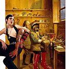 Pinocchio's Dream by Gadzooxtian