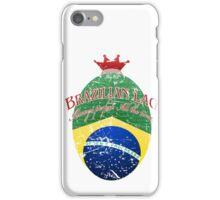 Brazilian Lag (Distressed Version) iPhone Case/Skin