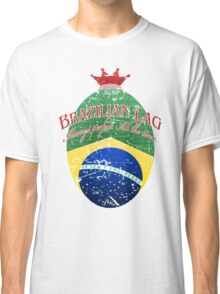 Brazilian Lag (Distressed Version) Classic T-Shirt