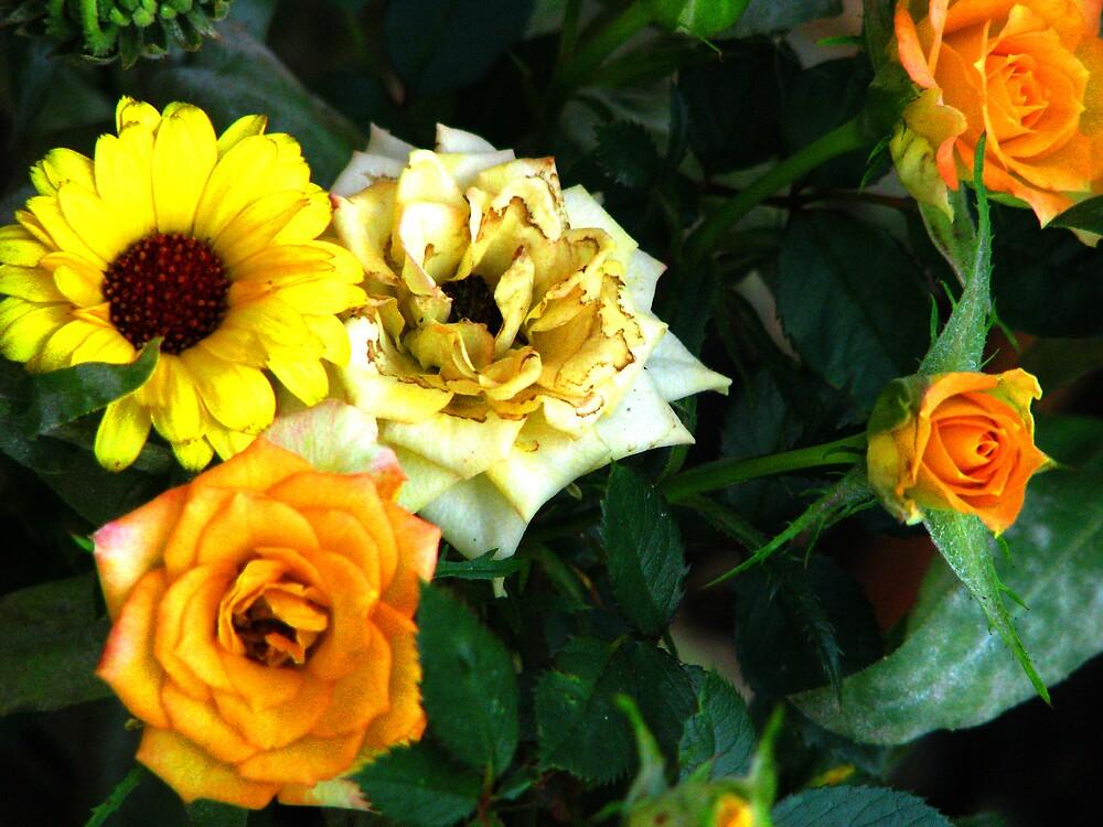 Ring of flowers by ashleymaiwoo