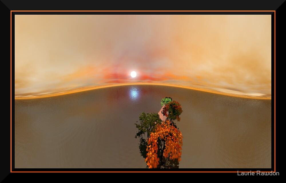 The Leaf Man by Laurie Rawdon