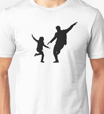 LA LA LOGAN - Black Unisex T-Shirt