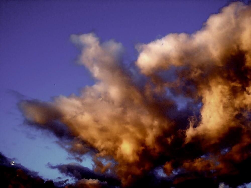 Impressionist Clouds by diongillard
