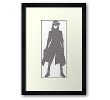 Minimalist Major 2 Framed Print