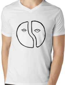 Origin of Love Mens V-Neck T-Shirt