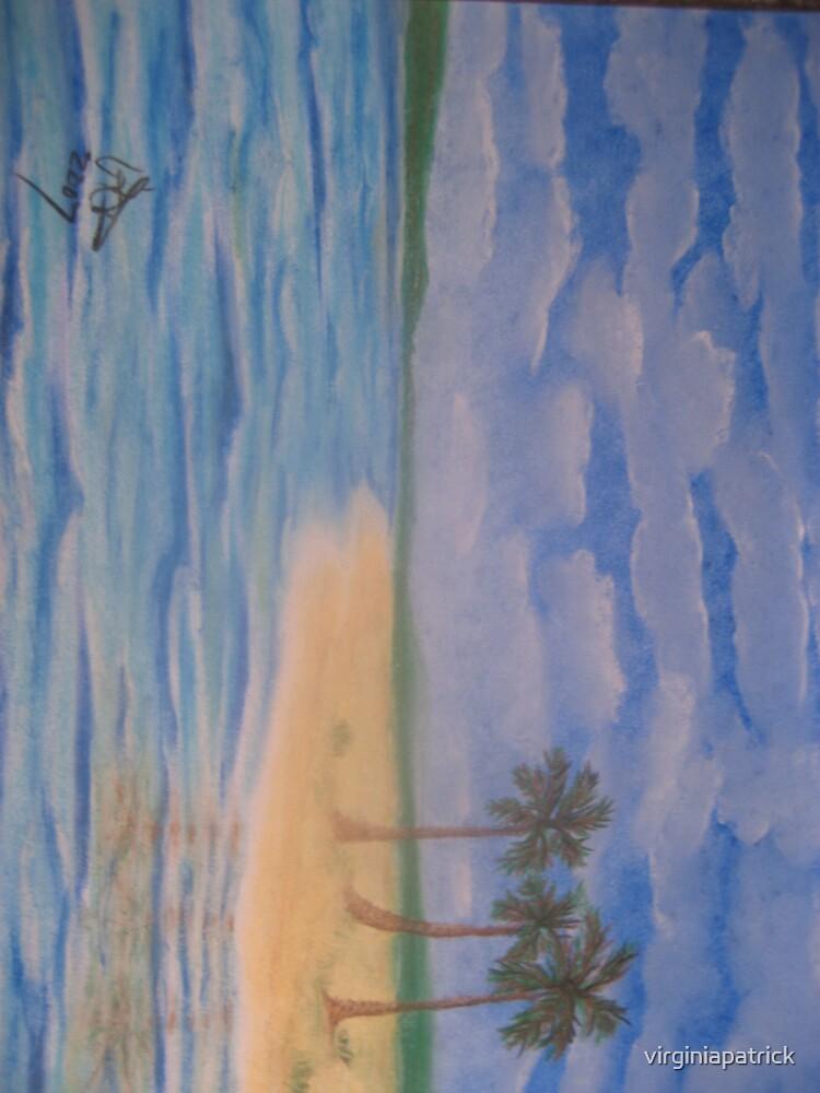 3 Palms Island by virginiapatrick