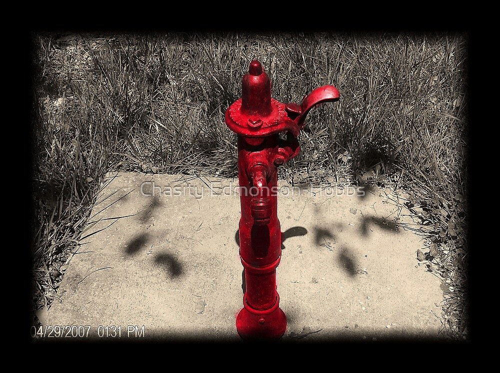 Water  by Chasity Edmonson-Hobbs