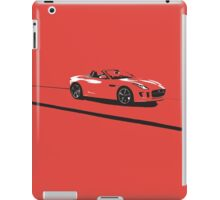 Jaguar F-Type iPad Case/Skin