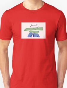 Flag of Nunatsiavut Unisex T-Shirt