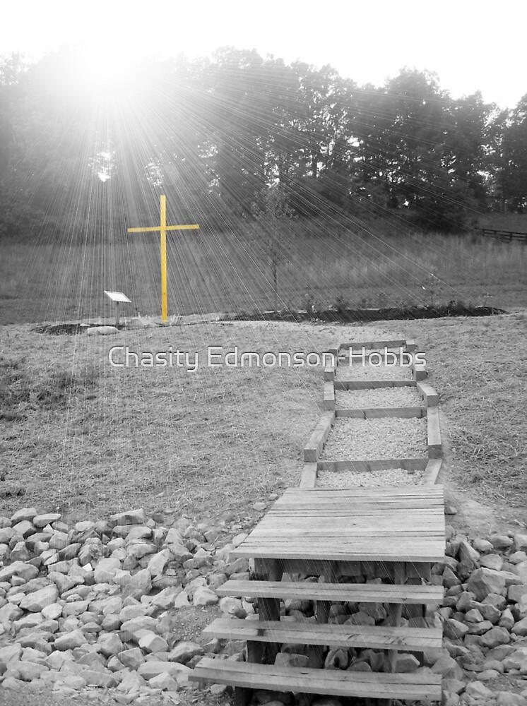 New pic of cross by Chasity Edmonson-Hobbs