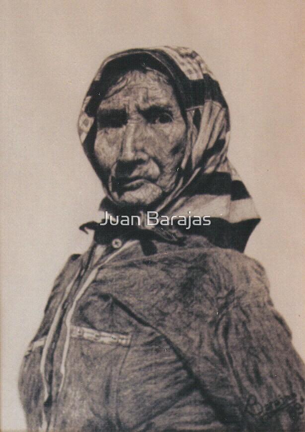 Matriarca Seri by Juan Barajas