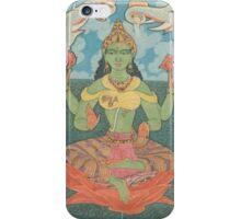 Kamala Devi iPhone Case/Skin