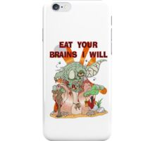 Zombie Yoda iPhone Case/Skin