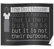 Dollhouse Poster