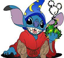 Sorcerer Stitch by Skree