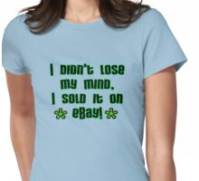 eBay Womens Fitted T-Shirt