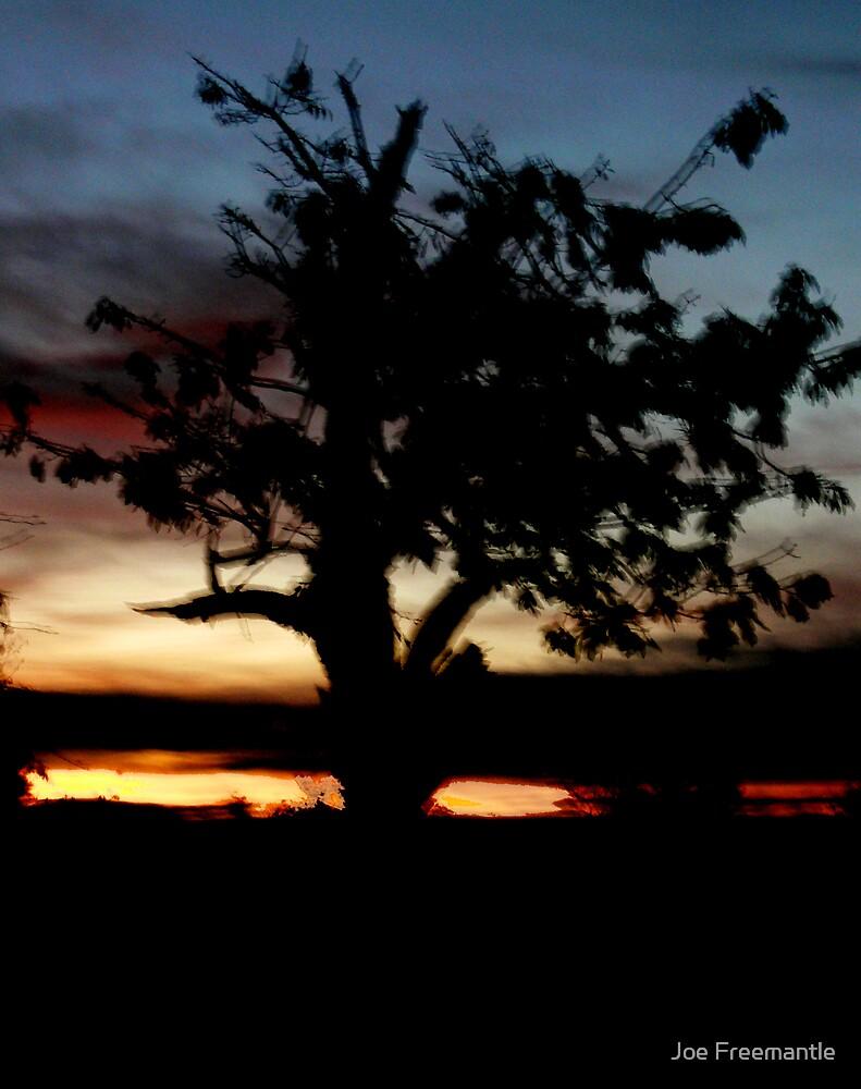 The Skyline Burns by Joe Freemantle