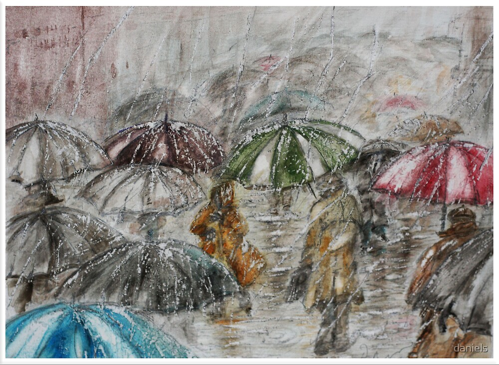 rainy day by daniels