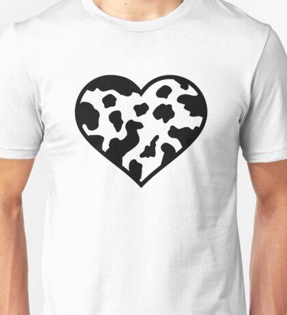 Cow heart Unisex T-Shirt