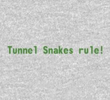 Tunnel Snakes Rule! Kids Clothes