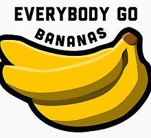 Everybody go bananas  by frantasticcath