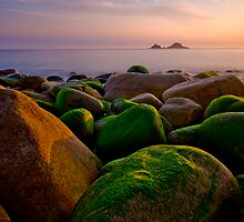 Porth Nanven II by Tom Black