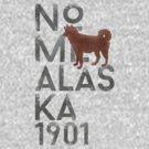 Nome Alaska 1901 by ejtorres