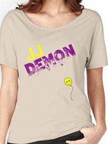 JJ Demon Women's Relaxed Fit T-Shirt