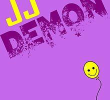 JJ Demon by holycrow